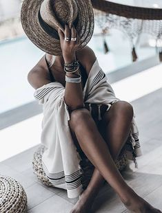 Beach outfits summer street style inspiration fashion style accessories2