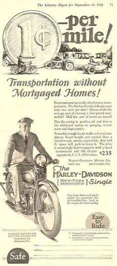 1926 Harley-Davidson