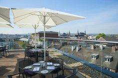 INNSIDE by Melia Aachen Aachen Situated in Aachen, 400 metres from Eurogress Aachen, INNSIDE by Melia Aachen features a sauna and fitness centre. The hotel has a terrace and views of the city, and guests can enjoy a meal at the restaurant or a drink at the bar.