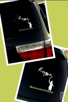 Hey, I found this really awesome Etsy listing at https://www.etsy.com/listing/260071971/mitochondrial-disease-decal