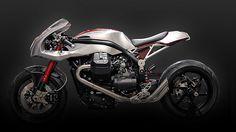 Ipothesys Moto Guzzi custom
