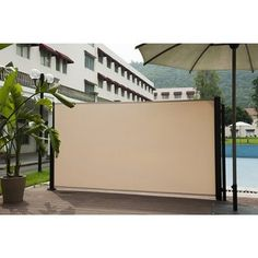Add Privacy Outdoors With Easy Up Screens, Curtains U0026 More | Backyard,  Screens And Spaces
