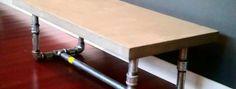 DIY Concrete Table – Dave and Kelly Davis