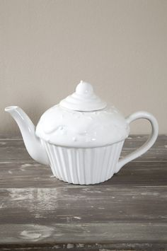 Cup Cake Teapot :)  Rivièra Maison - Your Way of Living