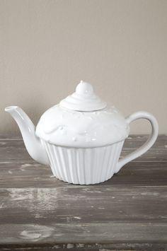 Cup Cake Teapot :)  Rivièra Maison - Your Way of Living