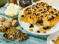 Recipes - Overnight Sticky Buns | Hallmark Channel