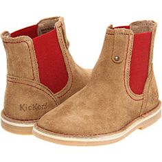 Kickers Kids Constance Short Boot Dark Beige, All About Shoes, Short Boots, Chelsea Boots, Youth, Burgundy, Boy Shoes, Pairs, Free Shipping