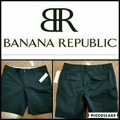 Banana Republic Shorts (Petite) NEW Brand new, never worn, no damage.   Hello. Thanks for checking out my listing.  If you like this item, please feel free to use the OFFER option at the bottom of this page to submit an offer.  All reasonable offer accepted.  Banana Republic Shorts Bermudas
