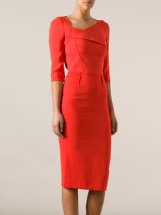 Roland Mouret 'sirius' Dress - Concept Store Riga - Farfetch.com