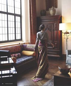 Woman of the World Magazine: Town & Country, March 2010 Photographer: John Huba Stylist: Kate Dimmock