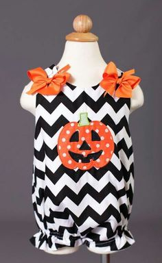 Perfect for Caroline's First Halloween!!!!