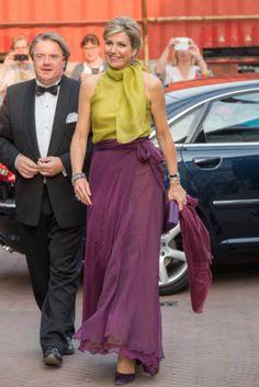 De 90+ beste afbeeldingen van Queen Máxima & Royals by