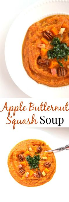 This hearty apple butternut squash soup is the perfect warm and nourishing soup for a cold winter day. You may remember my excitement and love for Aldi that I h
