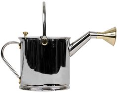 Yes, we know. For a watering can, this one's kind of steep. But we like to think of it more as art than just another can. Polished stainless steel. Brass accents. It's simple, elegant, iconic. Set this at the center of a table or prominently on the porch and your guests won't forget it.   Cotswold Watering Can, $148; JaysonHomeandGarden.com