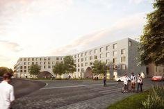 Barozzi-Veiga: new look for Bergamo's former barracks - gallery | Abitare