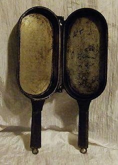 Vintage Sportmans Cast Iron Fish Deep Fryer 3060