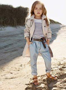 Trench coat  LOOK- Kids! !
