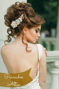 10 Mejores Imagenes De Peinados Altos Para Boda Hair Makeup