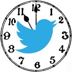 The Twitter Clock