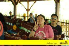 Peace! Legoland Malaysia, Peace, Fun, Sobriety, World, Hilarious