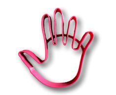 Hand Palm Cookie Cutter