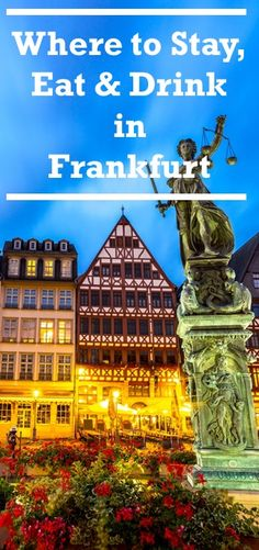 I wish I had this guide before I went to Frankfurt!
