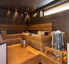 Passiivikivitalo Ideal - Sauna | Asuntomessut