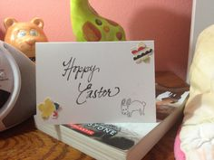 Hoppy Easter! It's almost my favorite time of year! (The holidays, not spring)