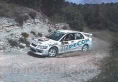 Así vivió Luis Pérez Companc la victoria de McRae en Chipre