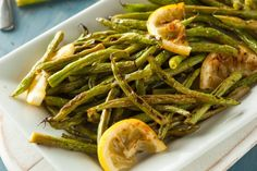 Roasted Green Beans | The Dr. Oz Show