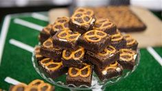 Score some brownie points with these sweet treats for the Super Bowl