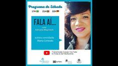 Programa de Sábado: Fala Aí com Marta Cortezão (Espanha) - 8 Maio 2021