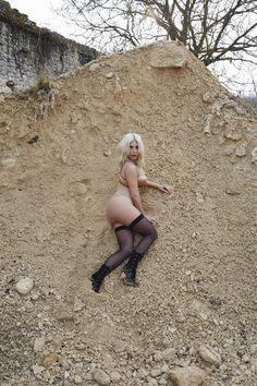 Kim Kardashian's Latest Photos Are Dirt-Rolling, Leotard-Wearing Oddities  - Esquire.com