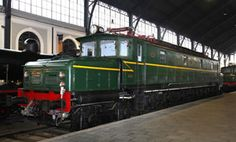 Locomotora eléctrica 7507. (Brown Boveri, Oerlikon y CAF, Suiza-España, 1944)