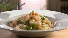 Photo: Solutions gourmandes, License: N/A Solution Gourmande, Couscous, Quinoa, Potato Salad, Seafood, Yummy Food, Ethnic Recipes, Couple, Shrimp Risotto