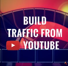 #YouTube has over a billion users, almost one-third of all people on the Internet. You can expect to build greater traffic from it by following a strategic approach. #WebsiteTraffic #aksinteractive