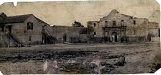 Stormy Night Tales: Haunting of the Alamo Alamo San Antonio, Old West Photos, Mexican Army, Paranormal Stories, Western Comics, Stormy Night, Texas History, Texas Travel, Haunted Places