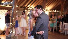 First Dance at Grittenham Barn Wedding.
