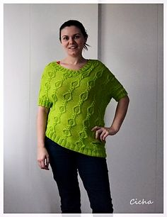 Ravelry: Quirky pattern by Elena Nodel