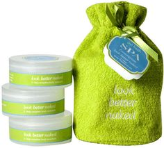 Look Better Naked - Lemongrass Our 3-step home spa treatment is specially formulated to combat dull, dry and lackluster skin. In just 15 minutes, it exfoliates, detoxifies and moisturizes to help your skin look its best $29.80 click here to add to your spa regiment www.wishesweddingboutique.com