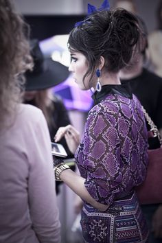 Finał Top Model 3: Macademian Girl za kulisami, fot. Agnieszka Taukert