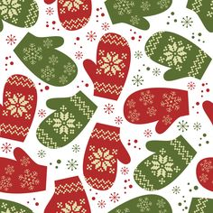 Mittens Vintage Christmas Paper Digital by Christmas Background Vector, Paper Background, Background Patterns, Illustration Noel, Christmas Illustration, Decoupage, Christmas Paper, Christmas Wrapping, Christmas Crafts