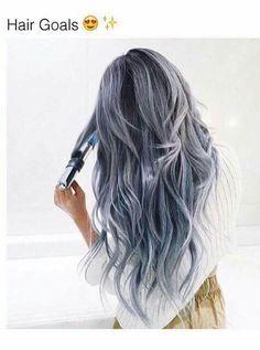 #hair #GrannyHair #fashion