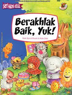 Alphabet Activities, Preschool Activities, Kids Story Books, Children Books, 4 Kids, Art Quotes, Quote Art, Islamic Quotes, Book 1