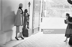 Image result for people walking 1950
