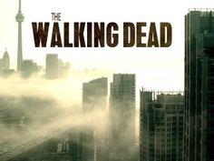 Fondo de Pantalla de The Walking Dead ciudad desierta