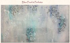 Blue Pearl™ and Perfetto™ products offer the largest selection of metallic paints available in the US. From a simple glazing process to a multi color 8-layer Venetian style plaster, this line of faux products provides unique and diverse finish effects - http://www.volterraproducts.com/blue-perfetto.html  #Ceiling #Interior #Exterior #Walls #Ceilings #HomeDecor #Remodel #Design #InteriorDesign #Home #House #Elegant #Volterra #Remodeling #BluePearl #Perfetto #Metallic #Glaze #Venetian