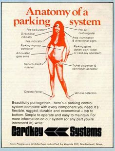 From Progressive Architecture . | 15 Unbelievably Sexist Adverts From The 1970s