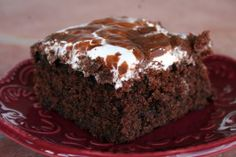 Coke Cake-Cracker Barrel Style - this particular recipe is suppose to be just as amazing as the Cracker Barrel cake. I can't wait to try it and it's easy enough to make it gluten free. Simply use gluten free flour blend instead of wheat flour. Everything else should be gluten free.
