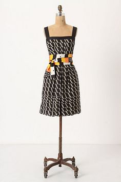 Dessau Dress #anthropologie
